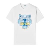 KENZO 凯卓 Tiger系列 男士短袖T恤
