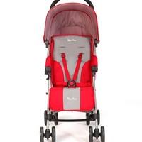 Silver Cross Zest 婴儿推车 米字旗图案