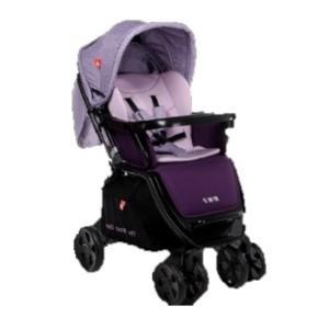 goodbaby 好孩子 C400 可折叠高景观四轮推车 紫色