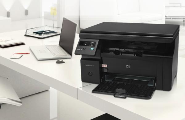 小编精选:HP 惠普 LaserJet Pro M1136 黑白激光一体机