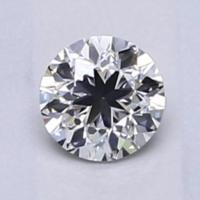 Blue Nile 0.3克拉圆形切割钻石 良好切工 E级成色 VS2净度