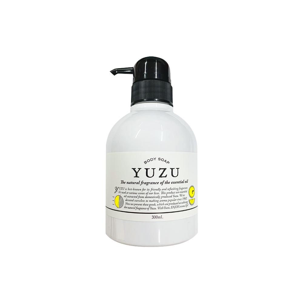 【618预售】YUZU 高知县 柚子香沐浴露 300ml/瓶