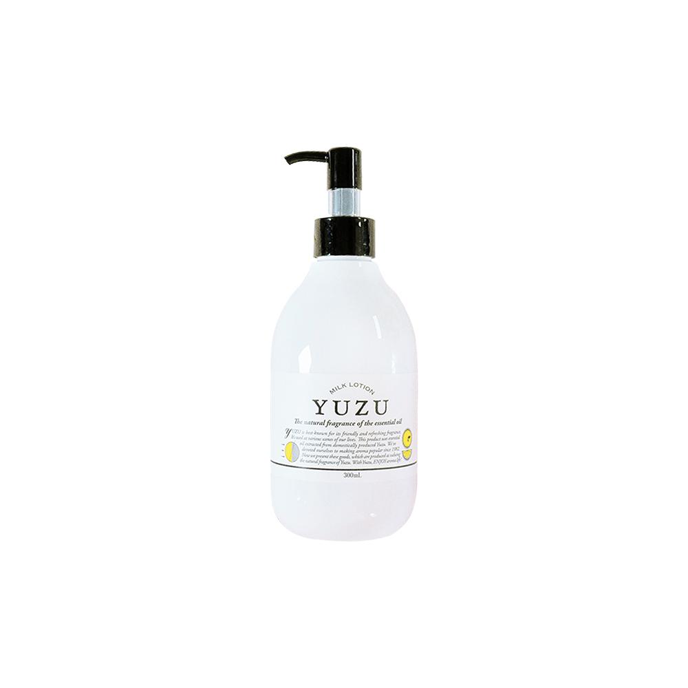 【618预售】YUZU高知县 柚子香身体乳 300ml/瓶