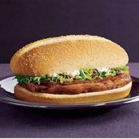 McDonald's 麦当劳 板烧鸡腿堡 买10送10