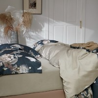 婉寇 80支长绒棉四件套 床单款 1.8m