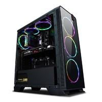 京天华盛 组装台式电脑(R5-3500X、16GB、256GB、GTX1650Super)