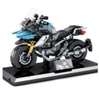 森宝 科技系列 摩托车积木 701108 +701111