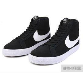 NIKE 耐克 Blazer开拓者运动鞋休闲鞋高帮板鞋 864349-002