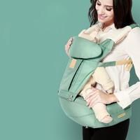 babycare 多功能婴儿前抱式背带