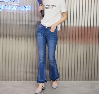 Kangnai 康奈 14482017 尖头方根单鞋