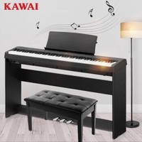 卡瓦依(KAWAI)电钢琴ES110 88键重锤   历史低价