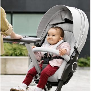 1日0点、61预告 : STOKKE Xplory系列 婴儿推车