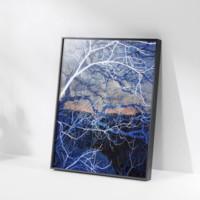 艺术品:艺术品 人造森林 1号 Benoit Paillé 作品 Artificial Forest 1# 家居 装饰画