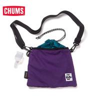 CHUMS 洽洽鸟 CH60-2848 男女款便携小挎包