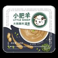 小肥羊  火锅蘸料花生酱芝麻酱  清香味 140g *10件 +凑单品