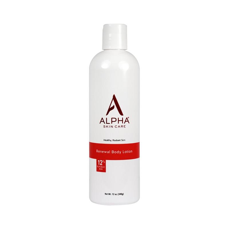alpha hydrox 果酸丝滑身体乳 340g