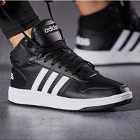 adidas阿迪达斯NEO男鞋高帮板鞋休闲运动鞋BB7207