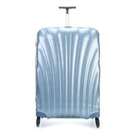 Samsonite 新秀丽 Cosmolite系列纯色贝壳纹万向轮单杆旅行箱73351-1432 淡蓝色28寸