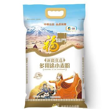福临门  面粉 新疆优选多用途小麦粉 5kg