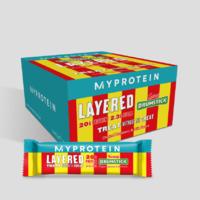 MYPROTEIN 分层蛋白棒 6条/盒