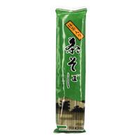 日本进口 揖保之泷Kanesu 宇治抹茶味荞麦面 日式凉面 200g *7件
