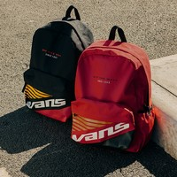 Vans 范斯 VN0A48CUIZQ Keep On Trucking 中性背包