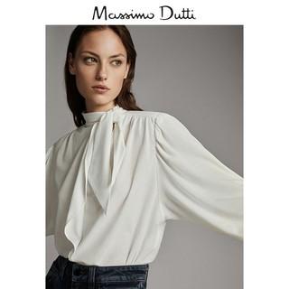 Massimo Dutti 06806509251 女士结饰长袖衬衫