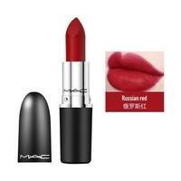 银联专享: MAC 魅可 时尚子弹头唇膏 3g #Russian Red