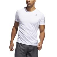 阿迪达斯 ADIDAS 男子 跑步系列 OWN THE RUN TEE 运动 短袖 EK2855 L码