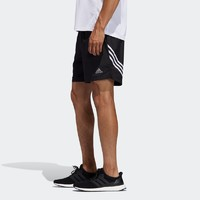 adidas FK1939 RUN IT 3S SHORT 男款运动短裤