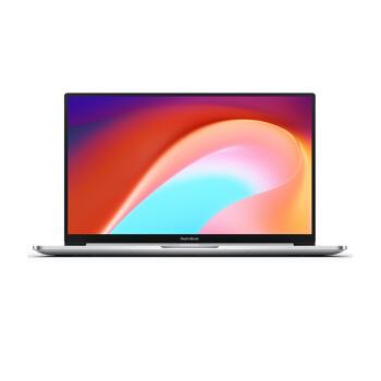 RedmiBook 14 二代 锐龙版 超轻薄 全面屏(6核R5-4500U 16G 512G SSD)银 手提 笔记本电脑 小米 红米