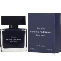 银联专享:Narciso Rodriguez for him Bleu Noir 蓝黑男士淡香水 50ml
