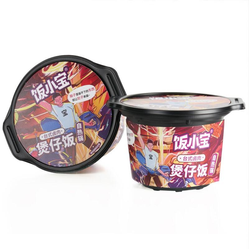 饭小宝 自热台式卤肉饭 265g