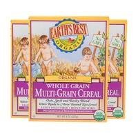 EARTH'S BEST 世界最好 有機混合谷物高鐵米粉 3盒裝 *2件