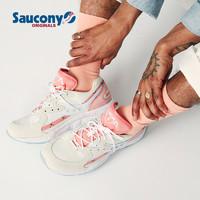Saucony索康尼2020新品Aya潮流配色复古跑鞋休闲鞋男女鞋 S70495