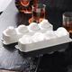 IMANT 依蔓特 威士忌冰球模具 四格 3.8元包邮(需用券)