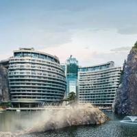 上海佘山世茂洲际酒店 石榴石主题高级房2晚可拆分(含早餐+深坑秘境门票)