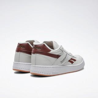 Reebok FW3603 BB4000男女款皮面低帮板鞋
