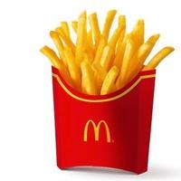 麦当劳 大薯条买一送一 5次券 电子优惠券