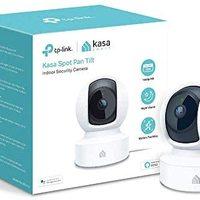 TP-LINK Kasa KC110 360° 室内安全监控摄像头