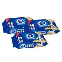 Vinda 维达 抽取式厨房清洁湿巾 48片装*3包 *2件