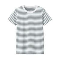 无印良品 MUJI BBB03A0S 女士圆领短袖T恤 *2件