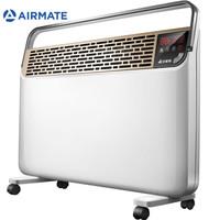艾美特(Airmate)取暖器家用 暖气/电热 遥控智能温控 HC22090R-W