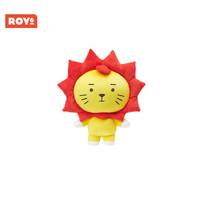 ROY6 王源 站姿玩偶45cm 毛绒玩具公仔玩偶礼物LINE FRIENDS 莱阳