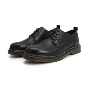 BeLLE 百丽 28137AM9 男款休闲皮鞋