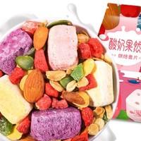 梦之队 酸奶果粒烘焙麦片 400g