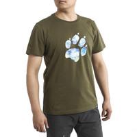 Jack Wolfskin 狼爪 5011971 男士短袖T恤