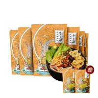 李子柒柳州螺蛳粉 广西特产螺丝粉速食方便面米线螺狮粉 6袋装