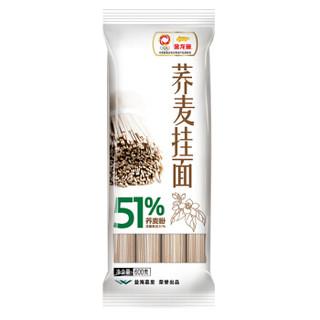 金龙鱼 51优+ 荞麦挂面 600g *2件