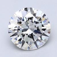Blue Nile 2.01克拉圆形切割钻石